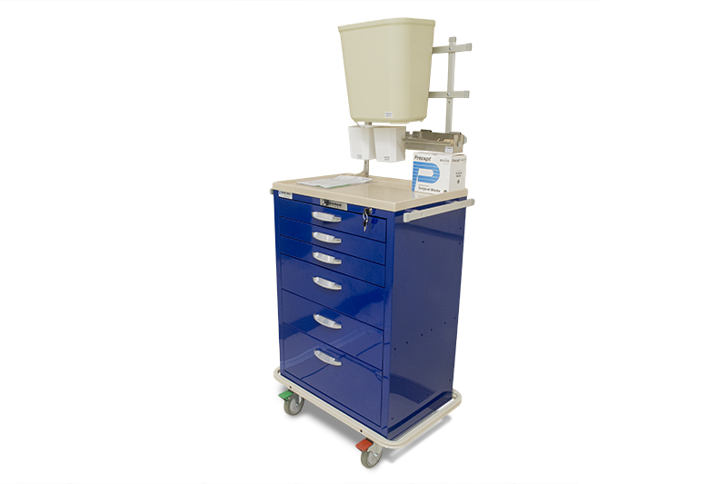 Anesthesia Cart