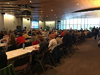 Providers from around the state attend annual Neuroscience Symposium.